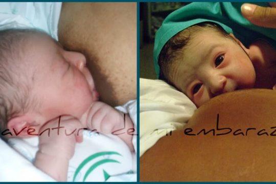 experiencias con la lactancia materna