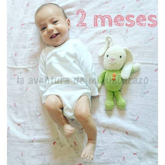 Los dos meses de mi tercer beb la aventura de mi embarazo - Tos bebe 2 meses ...