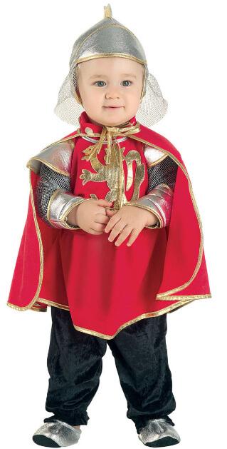 disfraz caballero medieval bebe vegaoo