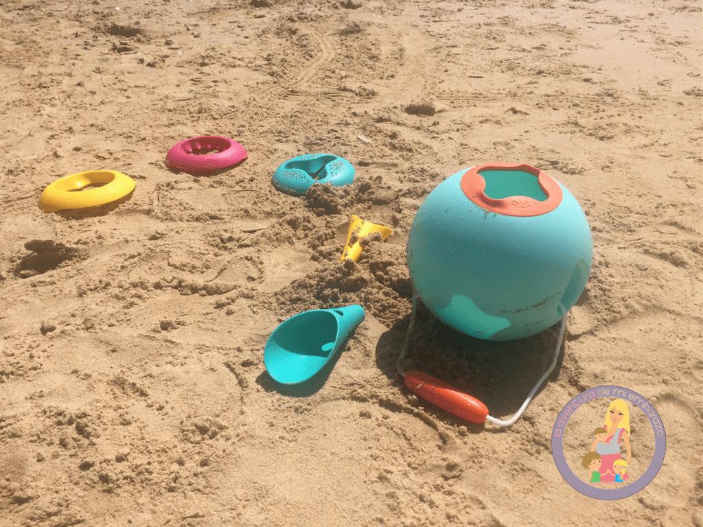juguetes de playa quut