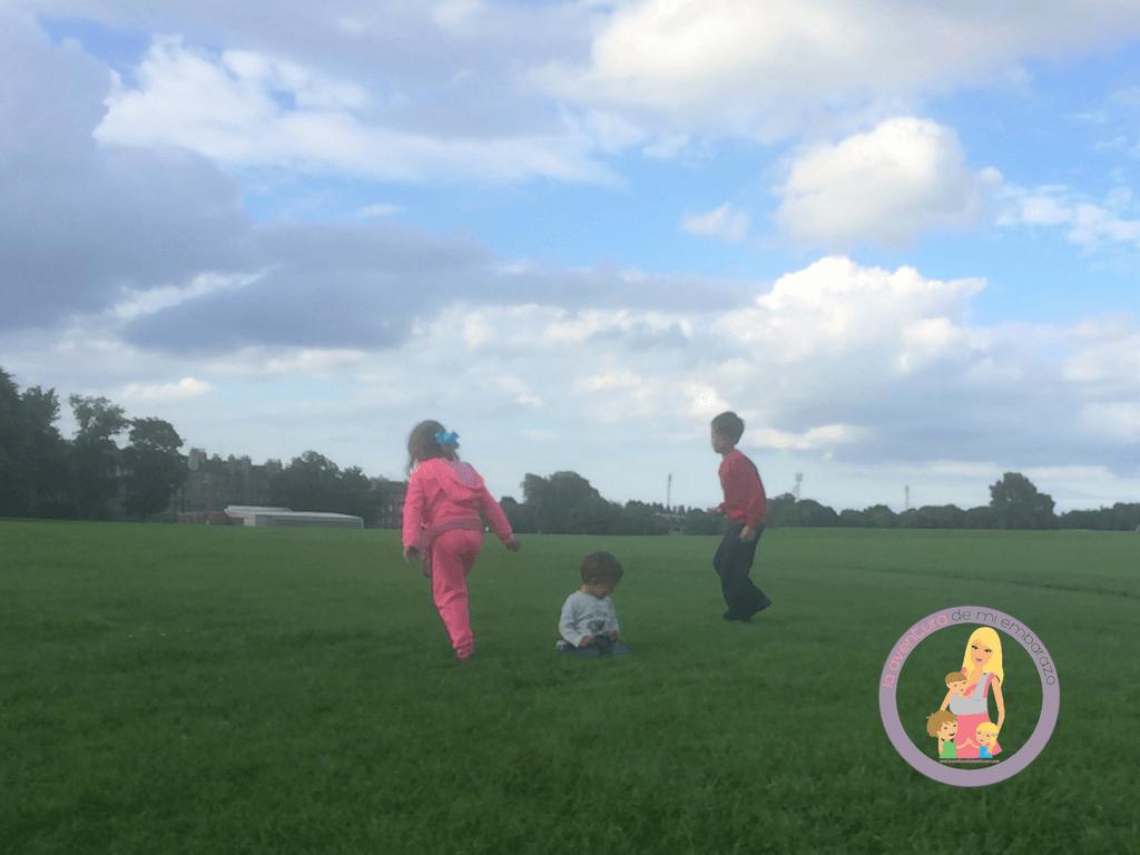 planes con niños en edimburgo hollyrood park