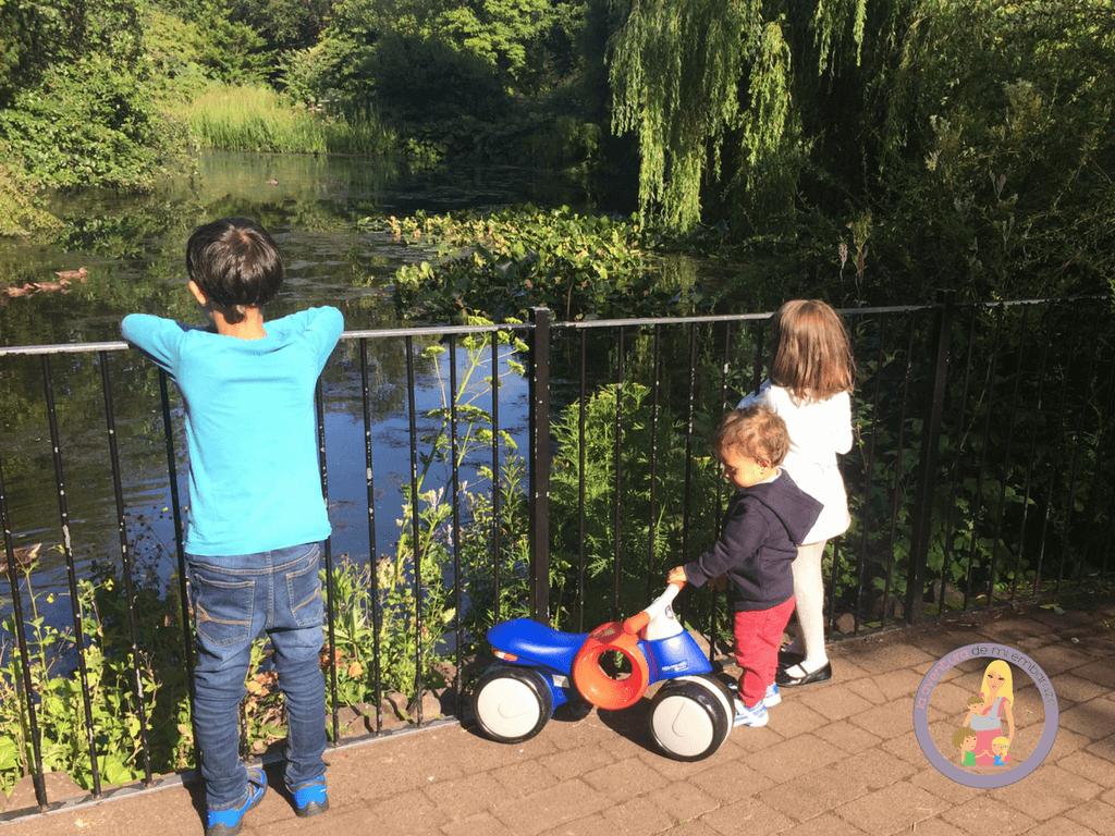 planes con niños en edimburgo gratis jardin botanico