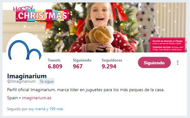 Imaginarium Twitter