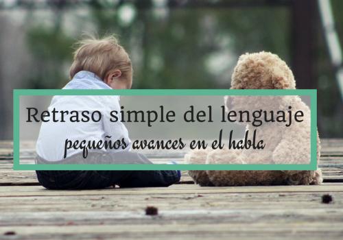 retraso simple el lenguaje