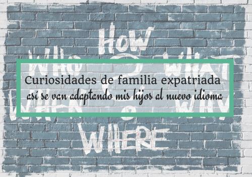 familia expatriada