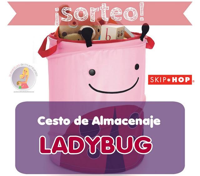 cesto-almacenaje-ladybug-skiphop