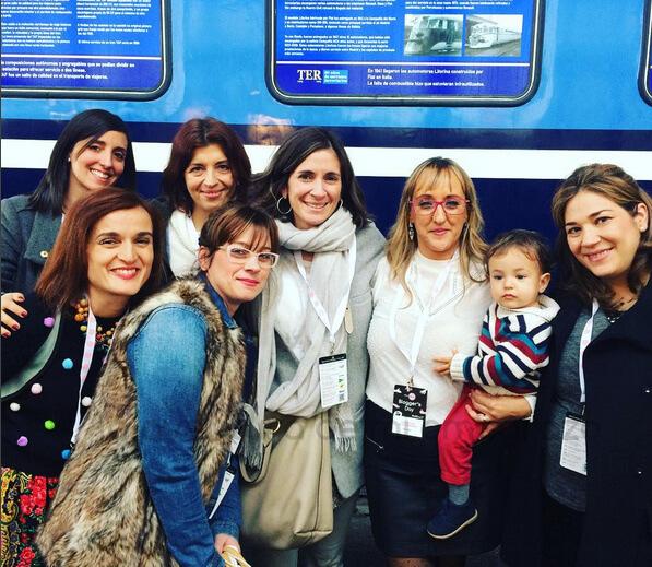 madresfera bloggers day 17