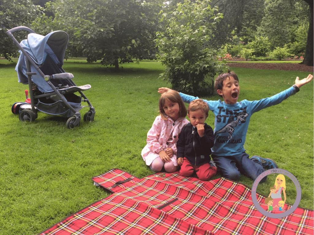 planes con niños en edimburgo jardin botanico